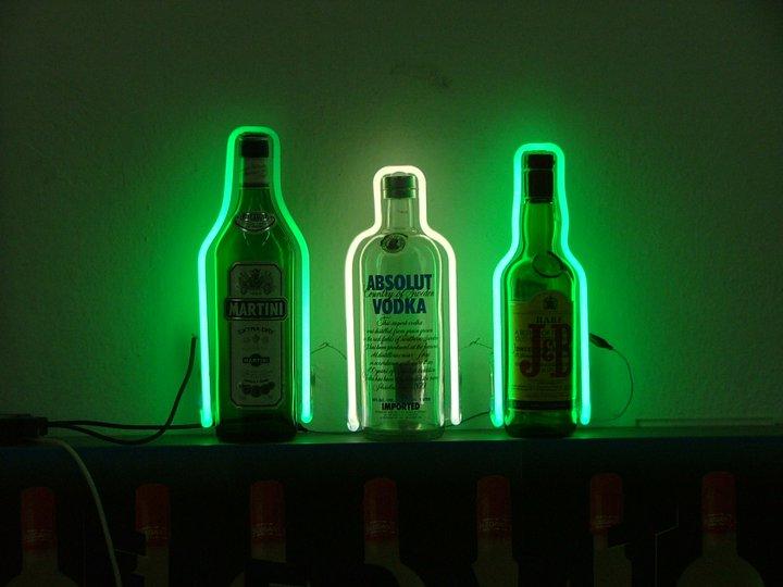 Неоново рекламно осветление