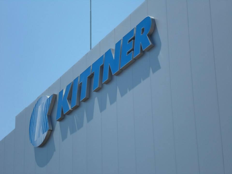 """Обемни букви """"Kittner"""""""