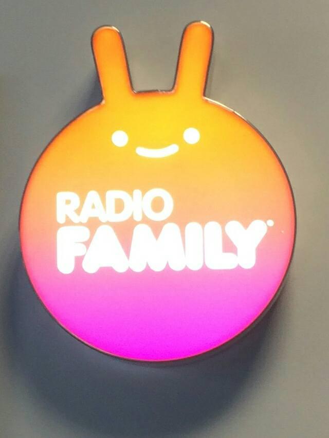 Рекламна табела за Radio Family&