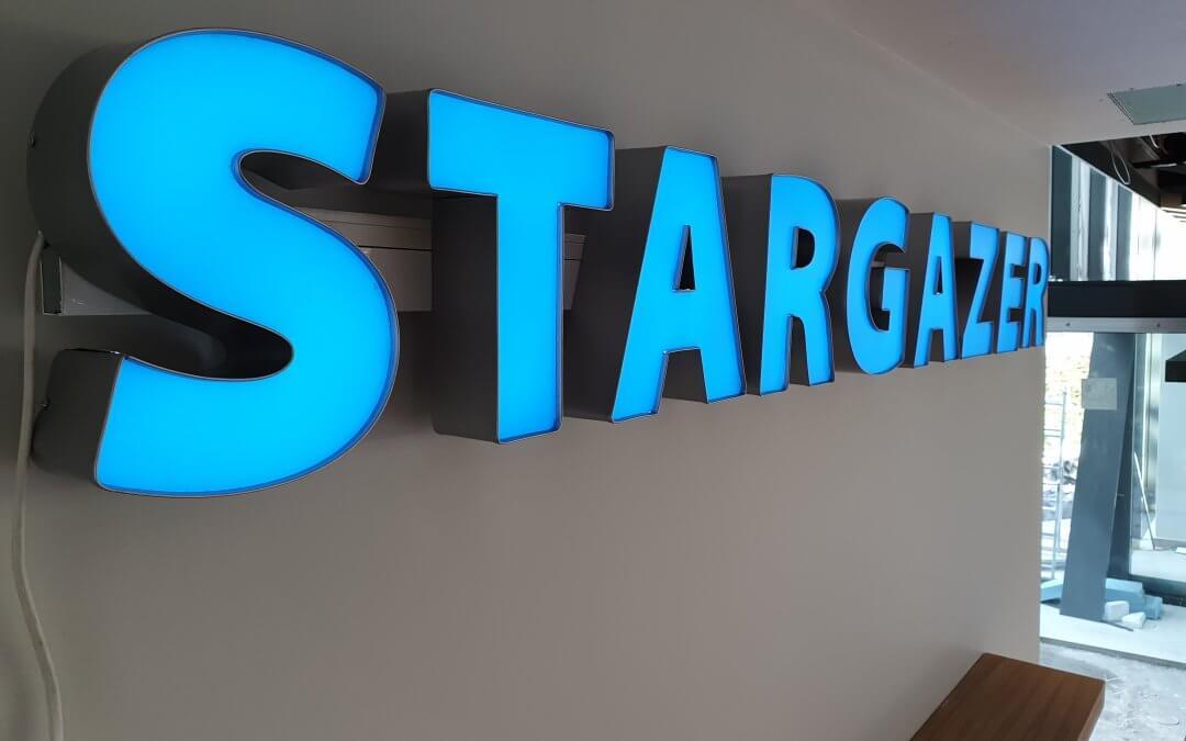 Лого STARGAZER